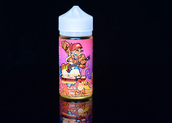 Capacity 200ML E Cig Liquid , Vape E Juice With Apple Pie Free Samples Available