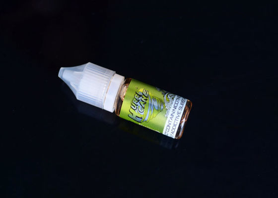 Good Taste Milk E Liquid 3mg Nicotine With 10ml Capacity , MSDS / FDA Standard