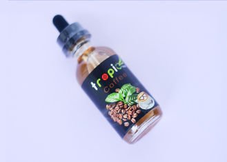 99.9% Nicotine Tropic Mixing Vapour E Liquid Original Taste 3 MG With Glass Bottle supplier