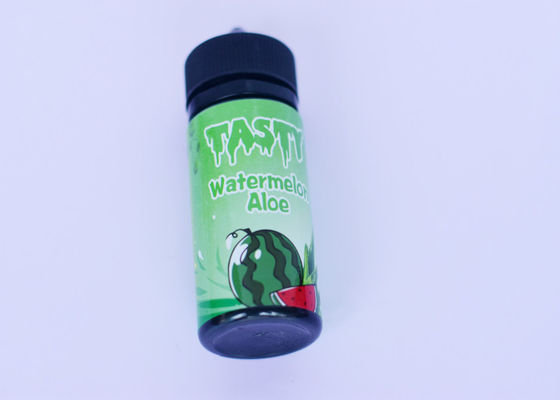 100ML Watermelon Mixed Aloe Drinking E Liquid High Fruit Reduction With Food Grade Material