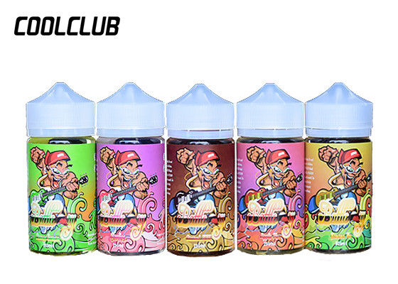 Mixed Tropical Fruits Flavor Vapor Cigarette Liquid For Vaporizers , MSDS / FDA Approved