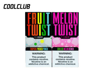 Lemon Twist Fruit E Concentrate Liquid Flavor / E Cig Juice 60ml
