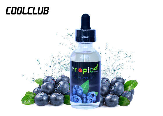 Tropic E Vaping USA Juice With Waterproof Labels High Quality Pure Ice Mint Gum supplier