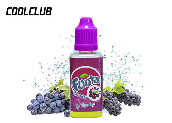 Vapor E Cig Liquid Funta Mango Grape Orange Pineapple Blue Cherry