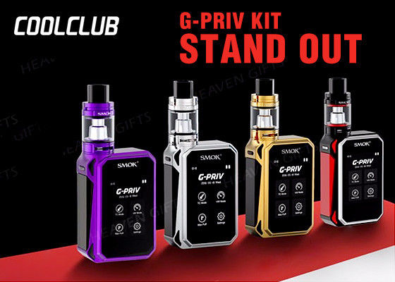 100% Authentic 85w Smok G Priv Baby With G - Priv Baby Mod 52mm X 27.5mm X 85mm