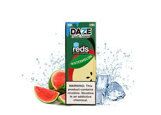 Popular products 7 DAZE SALT 30ml Six fruit flavors ice is pod Good taste! supplier