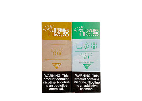 99.9% Nicotine Level Vape E Juice / Vapor Cigarette Liquid Food Grade supplier