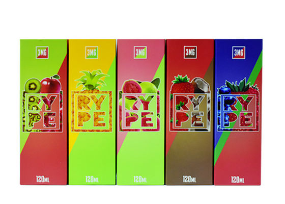 Popular Products PYRE E-LIQUIDS  120ml Fruit Flavors