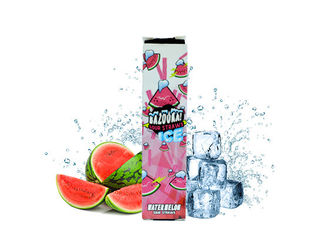 30% PG Dessert E Liquid Bazooka Ice Blue Raspberry Strawberry Green Apple Watermelon supplier