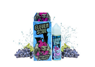 UAS Vapor E Liquid ELEUEN SOUL Fruit Flavors Low Nicotine supplier