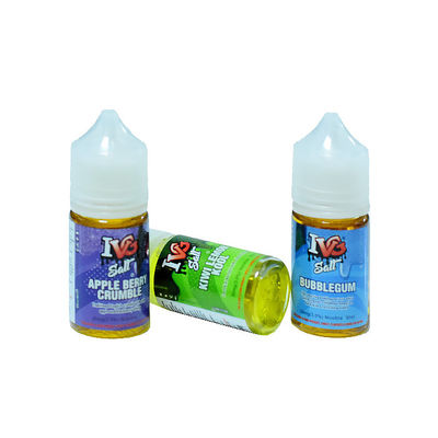 30ml All Natural Vapor Juice Kiwi Lemin Kool , Bubblegum Flavor