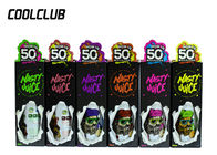 50ml Nasty 9 Flavor Vape Pure Taste E Smoke Liquid 99.9% Nicotine Level