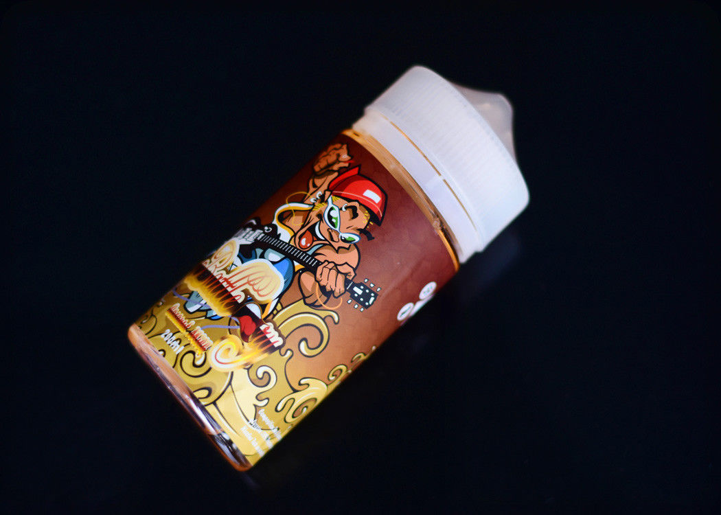 E Vaping Juice VG/PG Level , Coconut Milk Vapor Cigarette Liquid