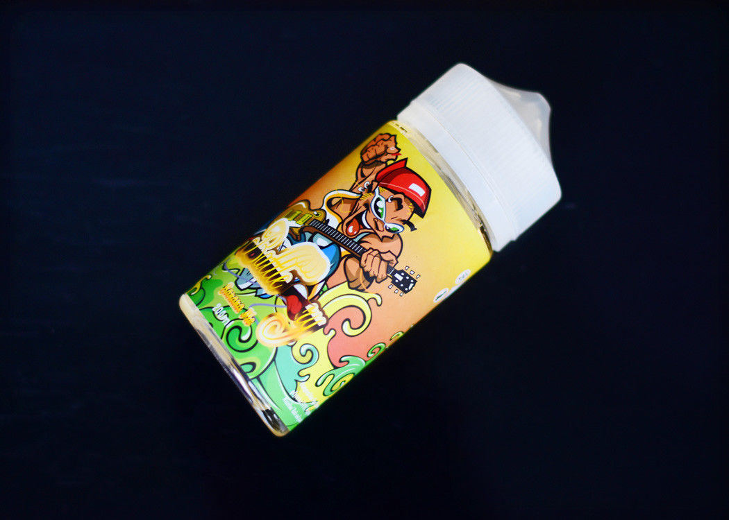 Banana Pie Flavors Vapour E Liquid 200ML Capacity With 3MG Nicotine