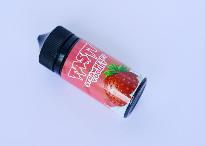 Original Vapor Cigarette Liquid , Strawberry E Juice Liquid TPD / MSDS / FDA Listed