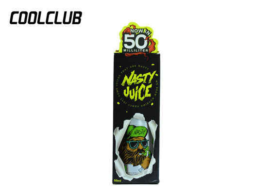 Fruit Flavor E Concentrated E Juice Vape Liquid For Smoking Food Grade