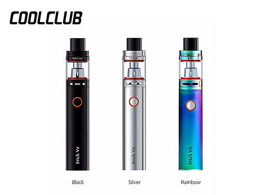 100% Authentic Best Vape Pen From Smok Stick V8 Kit 0.5ohm 0.18ohm Resistance