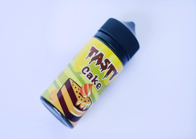 Good Performance 100ml E Liquid Cake Flavor With 2 Years Warranty