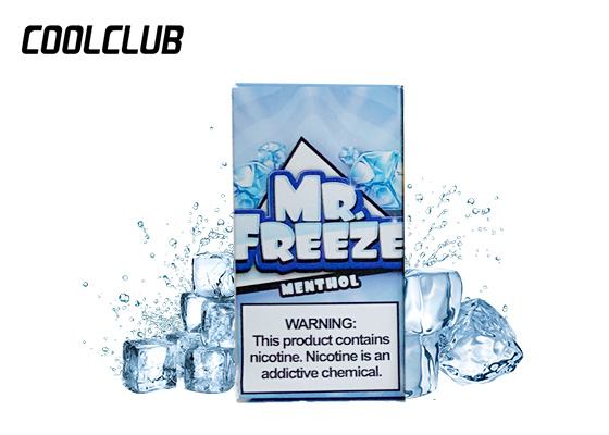 Healthy E Liquid MR FREEZE 60ml in stock