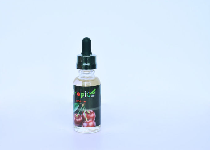 Glass Bottle Custom E Juice Mixed Fruit Flavors ODM OEM Services