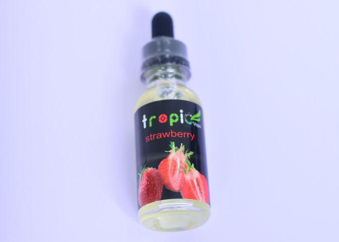 99.9% Nicotine Tropic Mixing Vapour E Liquid Original Taste 3 MG With Glass Bottle
